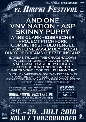 Preview : Amphi Festival 2010