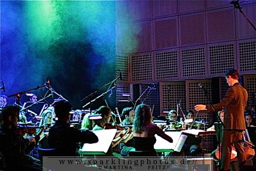 BLANK AND JONES feat. SCHUMANN CAMERATA ORCHESTER - Düsseldorf, Robert Schumann Saal (10.07.2010)