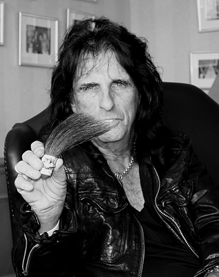 Interview : ALICE COOPER