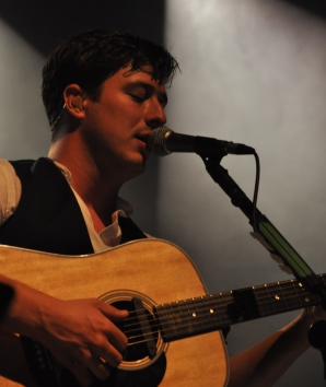 MUMFORD AND SONS - Köln, Palladium (27.09.2010)