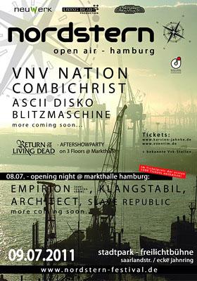 NORDSTERN FESTIVAL - Hamburg bekommt sein eigenes Szenefestival