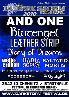 Preview: Dark Storm Festival 2010