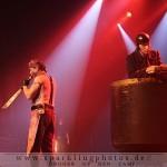 STAHLZEIT / STAR INDUSTRY & GOGO MONKEY SQUAD - B-Dilsen-Stokkem, Nieuwenborgh (18.12.2010)