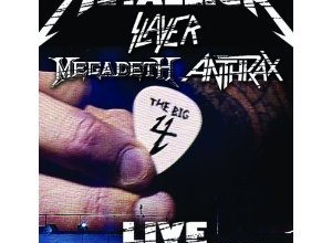 The Big Four (Metallica, Slayer, Megadeth, Anthrax) - Live From Sonisphere
