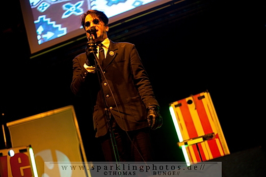 Dark Storm Festival 2010 – Chemnitz, Stadthalle (25.12.2010)