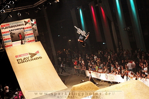 Preview: Telekom Extreme Playgrounds 2011