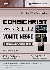 Preview : Pluswelt Festival X (05.02.2011)