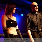 KIRLIAN CAMERA / SPECTRA PARIS – Frankfurt, Das Bett (06./07.01.2011)