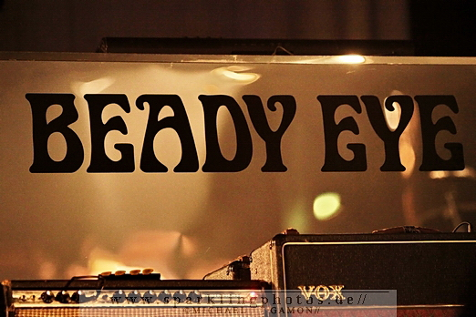 BEADY EYE & STEVE CRADOCK - Köln, E-Werk (14.03.2011)