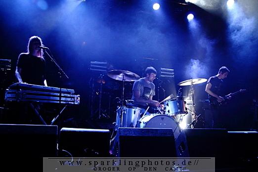 THE YOUNG GODS - NL-Utrecht, Tivoli de Helling (11.04.2011)