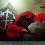 THE 69 EYES, HARDCORE SUPERSTAR, CRASHDIET - Köln, Essigfabrik (12.04.2011) - Dark Decadence Tour