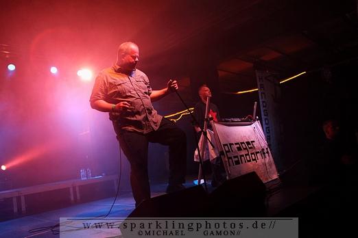 Wave-Gotik-Treffen (WGT) 2011 - Leipzig (09.-13.06.2011)
