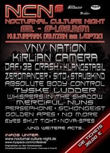 Preview : NCN Festival 2011