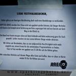 Area 4 Festival 2011 - Lüdinghausen, Flugplatz Borkenberge (19.-21.08.2011)