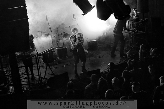 FRONT LINE ASSEMBLY / CONJURE ONE / DIGITAL FACTOR - Bochum, Matrix (02.09.2011)