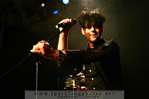 CLAN OF XYMOX - Bochum, Langendreer (14.10.2011)
