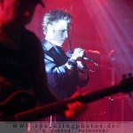 KMFDM / CRYO / ARMY OF THE UNIVERSE - Oberhausen, Kulttempel (13.11.2011)
