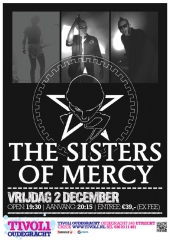 THE SISTERS OF MERCY - NL-Utrecht, Tivoli (02.12.2011)