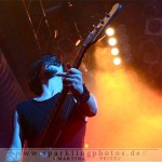 STAHLMANN / LORD OF THE LOST / UNZUCHT - Bochum, Matrix (26.01.2012)