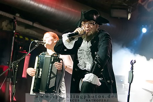 COPPELIUS / PUNCH'N'JUDY - Bochum, Matrix (27.01.2012)