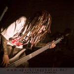 KORN, THE DIRTY YOUTH & J DEVIL - Oberhausen, Turbinenhalle (14.03.2012)