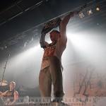 EMIL BULLS, UNLEASH THE SKY & STEPFATHER FRED - Krefeld, Kufa (09.03.2012)