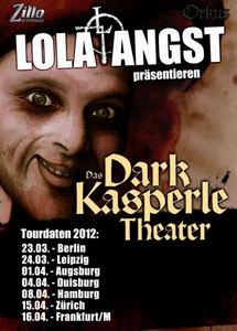 Preview : Theater der anderen Art - DARK KASPERLE THEATER by LOLA ANGST in Duisburg