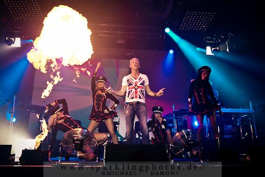 SCOOTER - Essen, Grugahalle (27.03.2012)