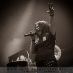 NIGHTWISH, BATTLE BEAST & EKLIPSE - Düsseldorf, ISS Dome (14.04.2012)