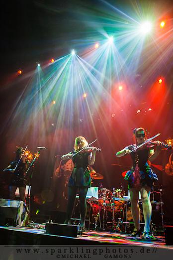 NIGHTWISH, BATTLE BEAST & EKLIPSE - Düsseldorf, ISS Dome (14.04.2012)
