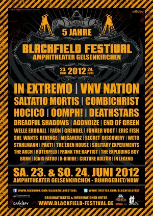 verlosung workerhemd zum blackfield festival 2012 zu gewinnen verlosungen. Black Bedroom Furniture Sets. Home Design Ideas
