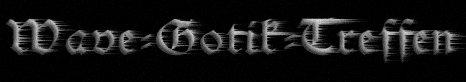 WGT 2012 : Der Spielplan zum WAVE-GOTIK-TREFFEN ist online!