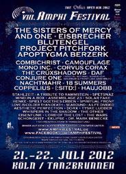 Preview : Das Amphi Festival geht 2012 in die achte Runde