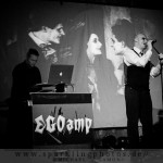 NOYCE TM, A SPELL INSIDE & EGOAMP - Oberhausen, Kulttempel (15.05.2012)