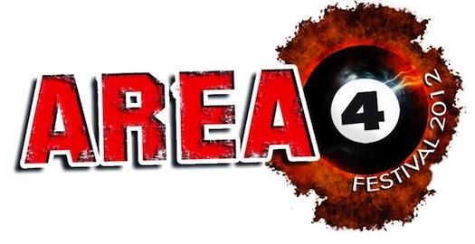 Preview : Das 7. AREA 4 FESTIVAL findet vom 17.-19.08.2012 statt