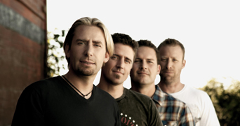 "Preview : NICKELBACK stellen im September ihr neues Album ""Here and now"" live vor"