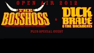 Preview : Künstlerische Zusammenkunft von DICK BRAVE & THE BOSSHOSS in Köln
