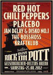 Rock Im Pott 2012 - Gelsenkirchen, Veltins-Arena (25.08.2012)