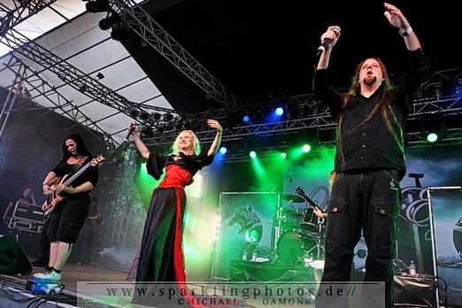 Preview : Starkes Doppel aus Firewind und Leaves' Eyes auf Tour im Herbst 2012