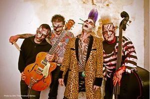 Preview : DEMENTED ARE GO schocken am 06.10.2012 das MTC in Köln!