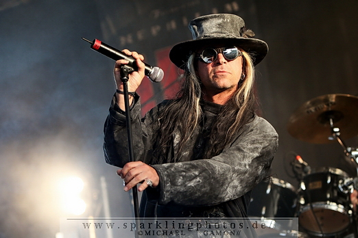Preview : FIELDS OF THE NEPHILIM präsentieren im Oktober Gothic-Rock par excellence