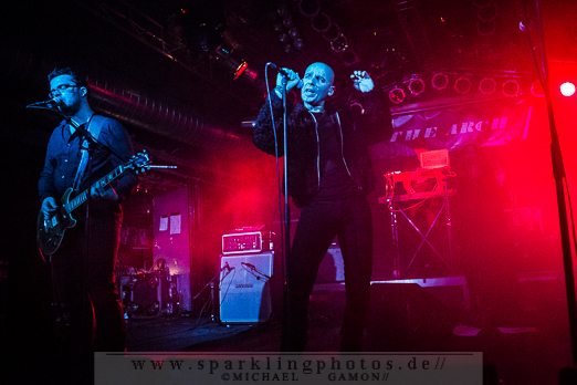 Do you remember II? (CLAN OF XYMOX, THE NEON JUDGEMENT, THE ARCH) - Bochum, Matrix (14.09.2012)