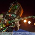 COLOUR HAZE & SATURNIA - Köln, Live Music Hall (01.10.2012)