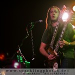 COLOUR HAZE & SATURNIA - Köln, Live Music Hall (01.10.2012)