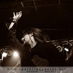 FIREWIND & LEAVES' EYES - Köln, Underground (04.10.2012)