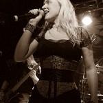 FIREWIND & LEAVES' EYES - Köln, Underground (04.10.2012)