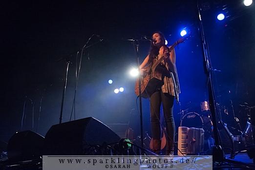 TOM BECK, LAUTER LEBEN & MADELINE JUNO - Köln, Live Music Hall Köln (06.10.2012)