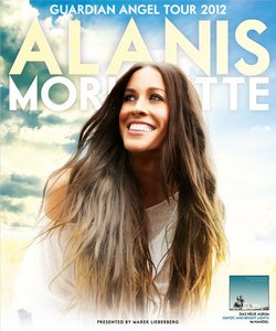 "Preview : ALANIS MORISSETTE auf Deutschlandtour mit aktuellem Album ""Havoc And Bright Lights"""