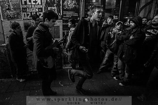 SPRING OFFENSIVE - Köln, Stereo Wonderland (06.11.2012)