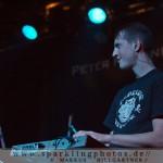PETER HEPPNER & SOLAR FAKE - Köln, Live Music Hall (27.11.2012)